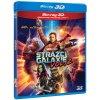 DVD film Strážci Galaxie Vol. 2 2D+3D BD