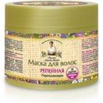 Recepty Babičky Agafií Maska na vlasy Lopuchová – Posilující 300 ml