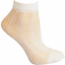 Sesto Senso Sempre bianco ponožky bílá