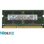 Samsung SODIMM DDR3 4GB 1333MHz CL9 M471B5273DH0-CH9