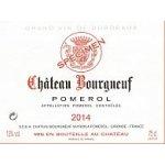Bourgneuf AOC Pomerol červené 2014 0,7 l