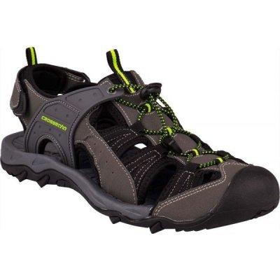 Crossroad MOHAN šedé pánské sandály