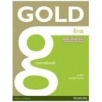 Gold First Coursebook with online audio 2015 Exams Edition