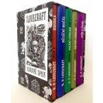 Sebrané spisy H. P. Lovecrafta BOX - Howard Phillips Lovecraft