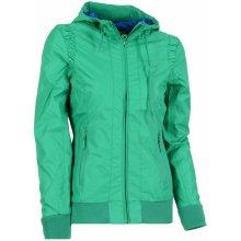 Loap CITY CLL1301 dámská sportovní bunda zelená
