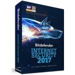 Bitdefender Internet Security 5 lic. 1 rok update (VL11013005-EN)