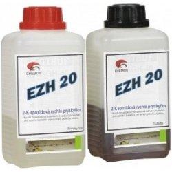 Rychlá epoxidová pryskyřice Chemos EZH 20