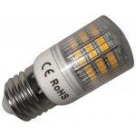 PremiumLED LED žárovka 3,8W 27xSMD2835 E27 360lm Teplá bílá