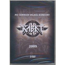 Kabát - Po čertech velkej koncert DVD