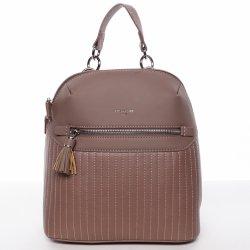 Belinda elegantní batoh tmavě růžový alternativy - Heureka.cz b88b8a7b5a