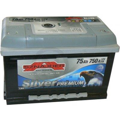 Sznajder Silver Premium 12V 75Ah 750A 57545