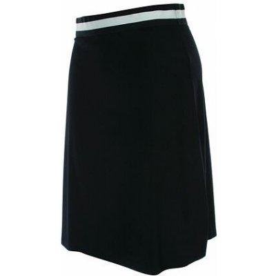 Kenny S. sukně s širokou gumou v pase 453830 černá