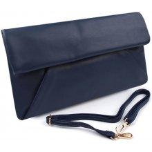 kabelka psaníčko pařížská modrá
