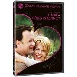 Láska přes internet DVD