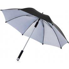 XD Design Hurricane deštník 58,5cm černá