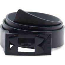 Under Armour Men's PU Leather Golf Belt černá