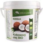 Zdravý den Olej kokosový Bio 4l