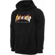 Thrasher Flame Mag Hood black e22c1d6fce5
