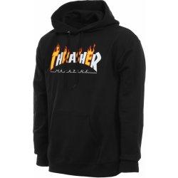 Thrasher Flame Mag Hood black od 1 756 Kč - Heureka.cz 0b00bb1467