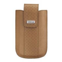 Pouzdro Nokia CP-398 hnědé