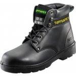 """Obuv pracovní kotníková 6"""" - TFF9630406D - SAFETY BOOT S1P S/M/S BLACK BAB04"""