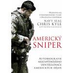 Americký sniper - brož. - Jim DeFelice