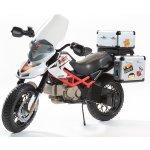 Peg-Perego Elektrická motorka Ducati Hypercross
