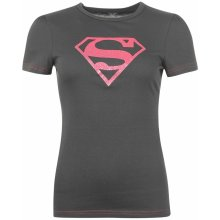 Superman T Shirt Ladies