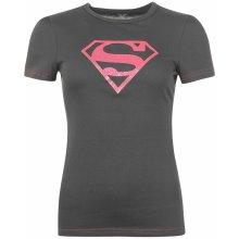 Superman T Shirt Ladies