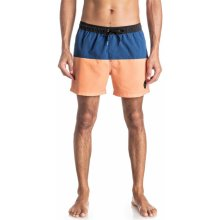 Quiksilver Half Block Volley 15 estate blue