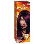 Wellaton barva na vl. 566 aubergine sérum