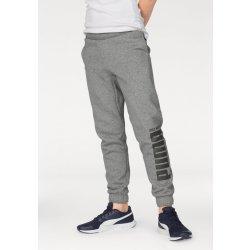 Puma tepláky Rebel Bold pants FL šedá pánské džíny - Nejlepší Ceny.cz e4b452fb159