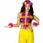 Multi-color havajská sada