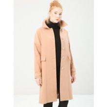 Fontana 2 0 dámský kabát 7VWW03V2016 camel