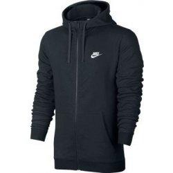 Pánská mikina Nike M NSW HOODIE FZ FT CLUB 804391-010 97c4d29447