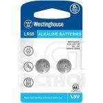 Baterie Westinghouse LR55 2ks
