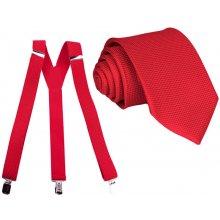 Assante Set kšandy kravata bílý 507 aa9d904b8e