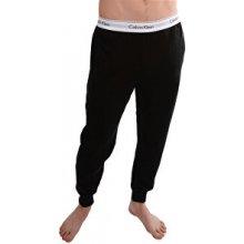 Calvin Klein Pánské kalhoty Jogger NM1356E-9ZP Stencil Logo black body/Grey logo