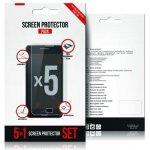 Global Technology Ochranná fólie na displej LCD LG F60 (D390N) - balení 5 kusů