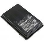 Cameron Sino TP0420119 baterie do vysílaček pro YAESU FT-60 7.4V Li-ion 2600mAh černá - neoriginální