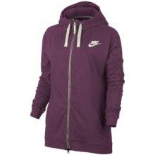 Nike W NSW GYM CLC Hoodie FZ 854961-659 růžová 58308f81dc