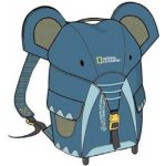 National Geographic batoh Elephant blue