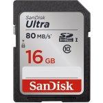 SanDisk Ultra SDHC 16GB UHS-I 139766