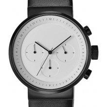 PROJECT Kiura WHITE Chronograph