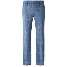 Callaway Plaind Tech pánské kalhoty, modré pánské