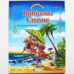Robinson Crusoe - pro děti - Antonín Šplíchal