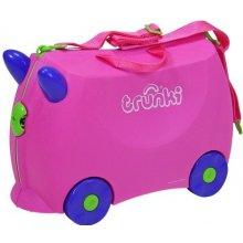 Trunki dětský kufřík odrážedlo pink
