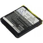Cameron Sino baterie do bezdrátových telefonů pro ELMEG FC1 2.4V Ni-MH 600mAh černá - neoriginální