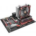 Thermaltake Riing Silent 12 Red-A CL-P022-AL12RE-A