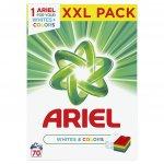 Ariel Whites & Color prášek 5,25 kg 70 praní